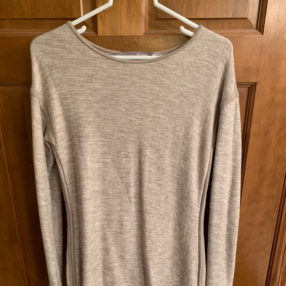 Athleta Dresses & Skirts - Athleta Sweater Dress